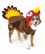 High Quality Fall Dog Costume TURKEY BIRD COSTUMES Dress Dogs For Thanks... - $38.50+