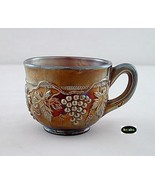 Northwood Carnival Grape and Cable Amethyst Cup no. 2 - $22.50