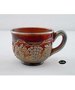 Northwood Carnival Grape and Cable Amethyst Cup no. 3 - $22.50