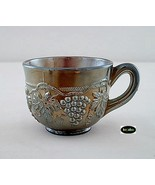 Northwood Carnival Grape and Cable Amethyst Cup no. 5 - $22.50