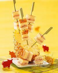 """7"""" Inch Teppo Gushi Paddle Bamboo Cocktail Drink Party Appetizer Picks Skewers - $5.75"""