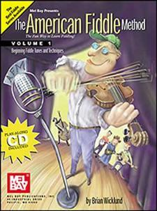 American Fiddle Method Vol 1/Book w/CD Set/Instant Discount!