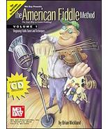 American Fiddle Method Vol 1/Book w/CD Set/Instant Discount!  - $25.99