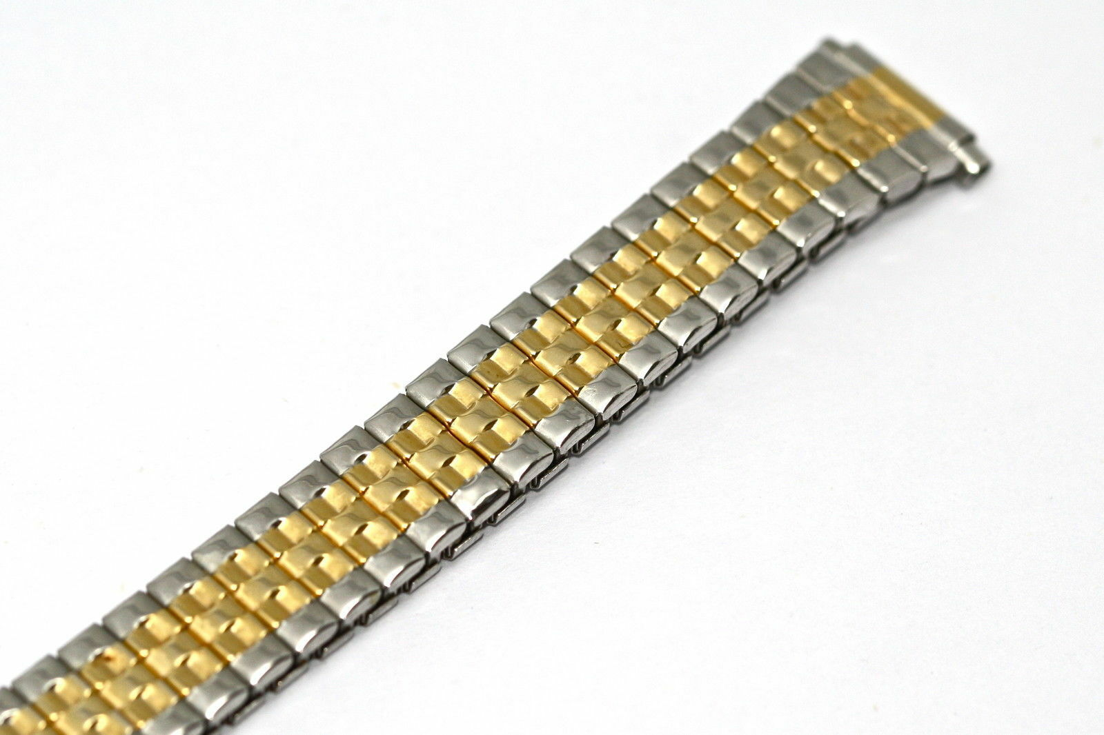 Primary image for SPEIDEL 11-14MM TWO TONE TAPERED TWIST O FLEX EXPANSION WATCH BAND STRAP