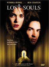 Lost Souls (2000) DVD