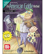 American Fiddle Method Vol 2/Book w/CD Set - $22.99