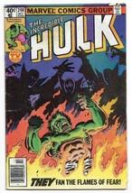 1979 The Incredible Hulk Comic 240 from Marvel Comics - $2.97