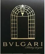 BVLGARI - Celebrating  130 Years - 2014 GOLD version Book   - $25.69
