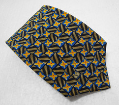 Valentino Cravatte Multi-Color Floral Silk Necktie 3 7/8 x 58 inch Made ... - €35,94 EUR