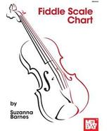 Fiddle Scale Chart/New!! - $5.99