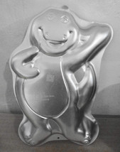 Wilton Barney Purple Dinosaur Full-body Waving Cake Pan (2105-6713, 1993) - $26.45