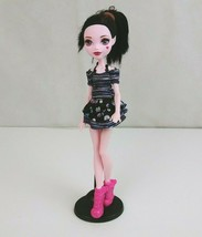 """Monster High Draculaura 11"""" Doll With Brush & Outfit. Without Stand. - $19.24"""