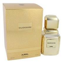 Oudesire Perfume By Ajmal 3.4 oz Eau De Parfum Spray For Women - $207.13