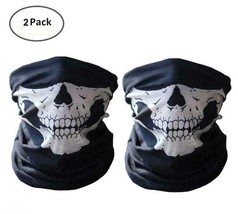 ThreeH Balaclava Skull Seamless Face Mask Motorcycle Sports 2 Pieces - $14.94 CAD