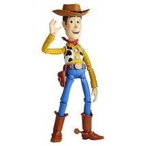 KAIYODO Tokusatsu Revoltech WOODY Toy Story Renewal Package ver. No.010 ... - $124.94