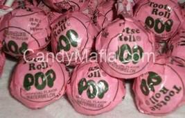 Tootsie Pops Watermelon 60 Watermelon Tootsie pop lollipop bulk candy - £21.79 GBP