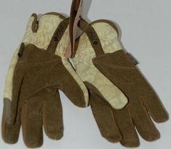 Mechanix Wear 911753 Womens Ethel Large Garden Utility Gloves Yellow Tan 1 Pair image 6
