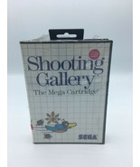 Shooting Gallery (Sega Master, 1987) New Complete - $44.55
