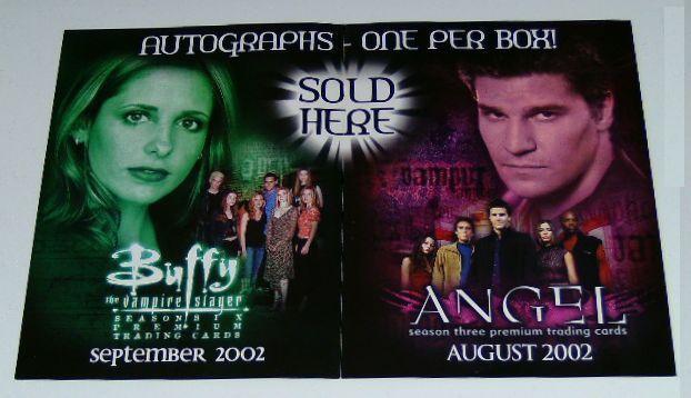 Buffygreenface angel btvs cards 2002 1711