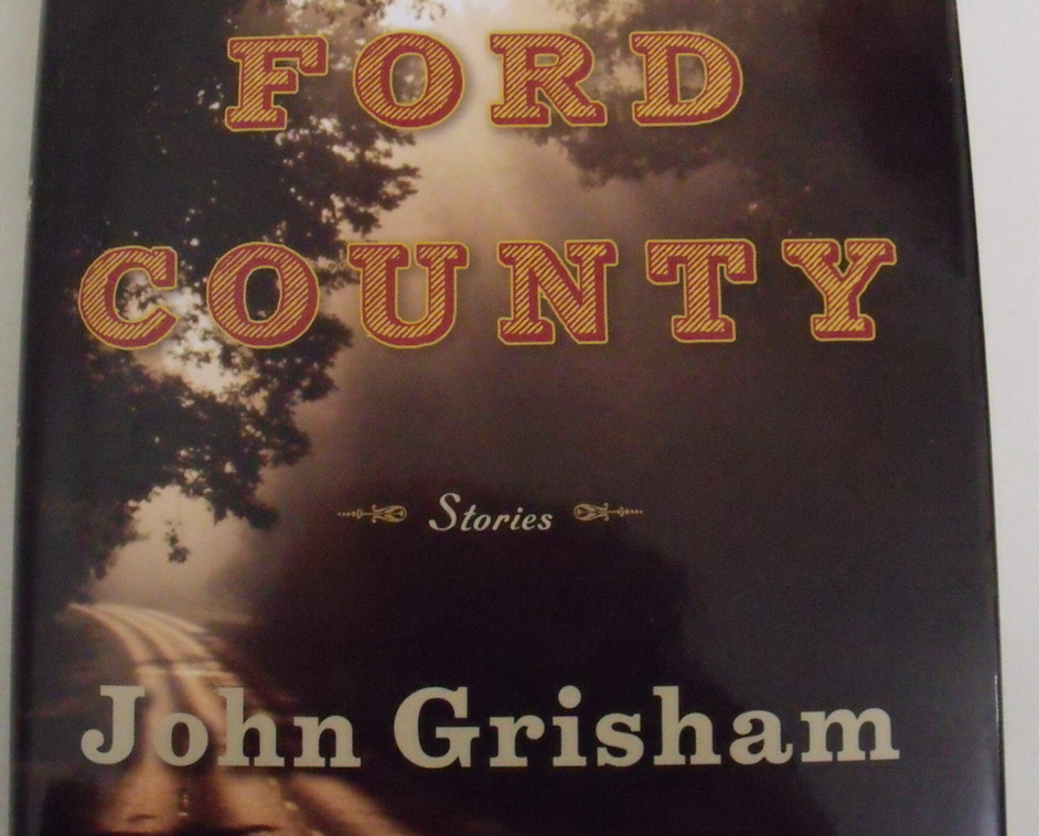 Book New Ford County Stories by John Grisham Novel