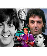 The Beatles Paul McCartney Mousepad - $12.95