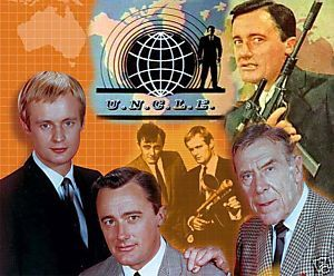 The Man From U.N.C.L.E. Mousepad