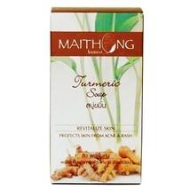Maithong Turmeric Soap 100g. - $12.99