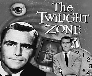 The Twilight Zone Mousepad