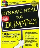 Dynamic Html for Dummies by Michael I. Hyman (1997, ... - $11.40