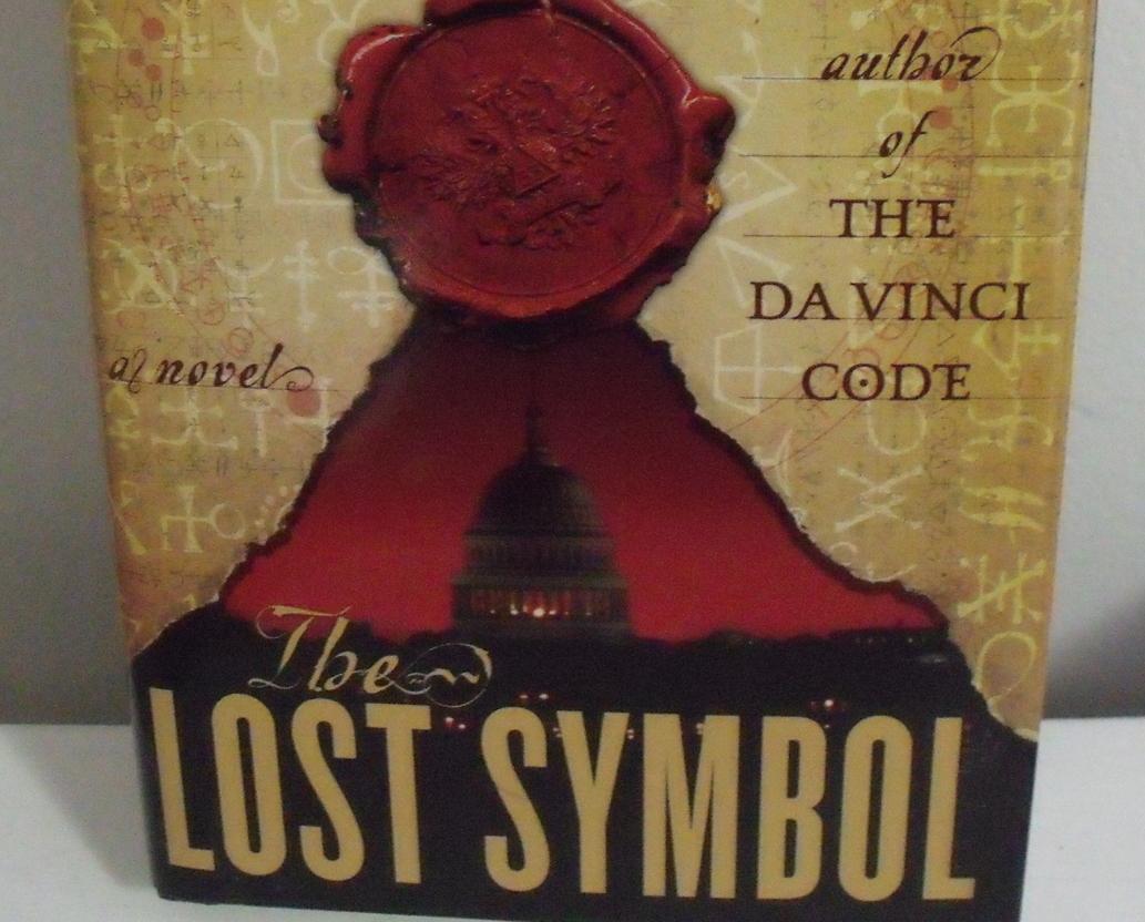 Book New The Lost Symbol by Dan Brown Novel
