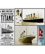 Titanic Poster Mousepad - $12.95