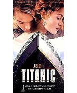 Titanic (VHS, 1998, Pan-and-Scan) - $7.55