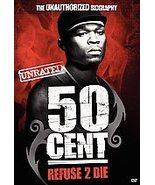 50 Cent - Refuse to Die (DVD, 2005) - $5.65