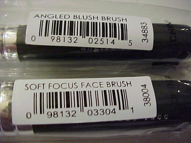 Sealed BE Mineral Brushes - Face & Blush RETAIL $45