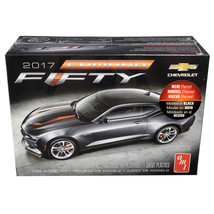 Skill 2 Model Kit 2017 Chevrolet Camaro FIFTY 1/25 Scale Model by AMT AM... - $56.44