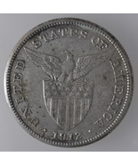 U.S Philippines 1912s, One (1) Peso Silver Coin... - $76.80