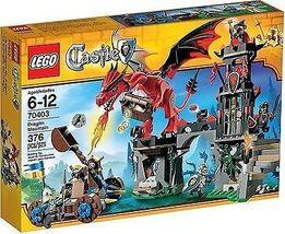 LEGO Castle 70403 Dragon Mountain  [NEW] Building Set - $177.77