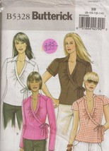 Butterick B5328, Misses' Top, Size BB(8-14), OOP - $11.76