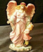 Pair of Angel Figurines in box AA-192051 Vintage image 9