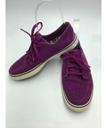 Nike Braata LR Premium Womens 7 Berry Purple Wool Sneakers Shoes Classic... - $37.99