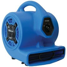 XPOWER P-100A P-100A 3-Speed Mini Air Mover/Floor Dryer/Utility Blower F... - $98.95