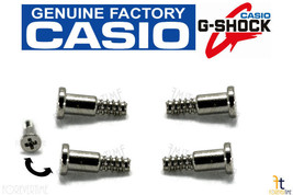 Casio DW-9052 G-Shock Band Protector Screw DW-9051 (Qty 4 Screws) - $23.95