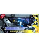 Batman 3- in 1 Batjet - $33.95
