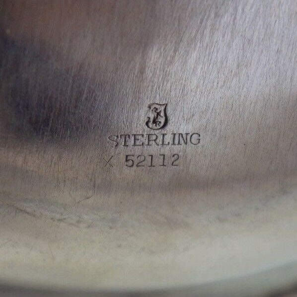 D'Orleans by Towle Sterling Silver Fruit Bowl #52112 (#2575) image 7
