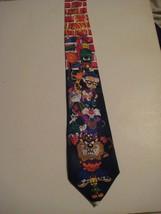 Original Vintage 1993 Looney Tunes Posse Mania Necktie - $16.37