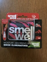 SmellWell   Shoe Deodorizer and Natural Odor Absorber   Natural Bamboo Charcoal