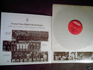 Forest View High School Choirs Arlington Heights IL LP