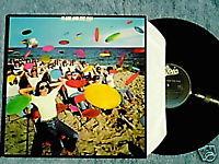 FLASH & THE PAN 1979 Harry Vanda Easybeats LP ACDC Bonanza