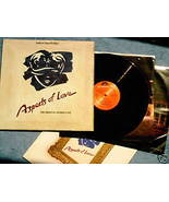 ASPECTS OF LOVE OLC 2X LP Andrew Lloyd Webber libretto - $11.59