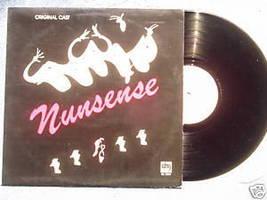 NUNSENSE 1986 LP orig NY cast Dan Goggin Michael Rice - $7.64